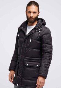 ICEBOUND - Winter coat - black - 0