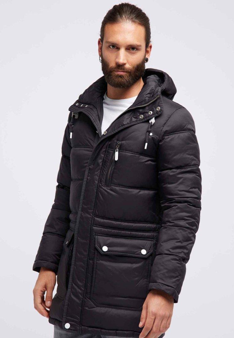 Icebound - Winter coat - black