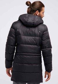 ICEBOUND - Winter coat - black - 2