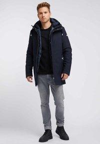 ICEBOUND - 3 IN 1 - Winter jacket - blue - 1