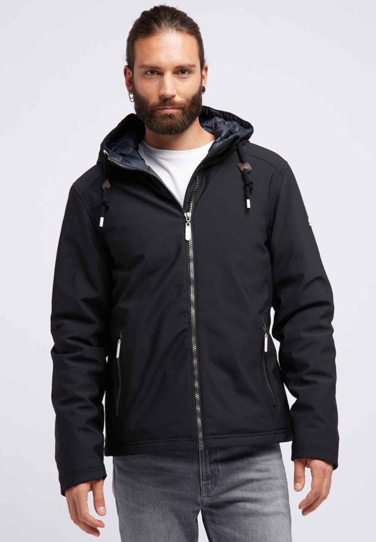 Icebound - Winter jacket - black