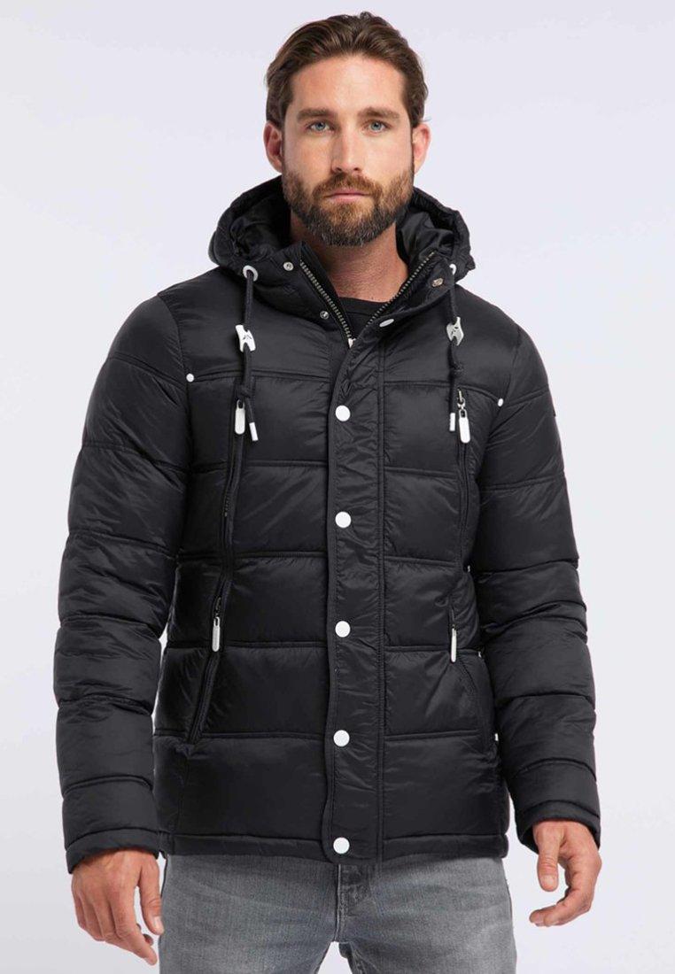 Icebound - Winter jacket - black