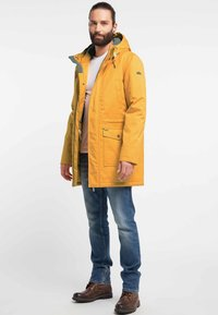 ICEBOUND - Winter coat - mustard - 1