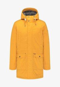 ICEBOUND - Winter coat - mustard - 4