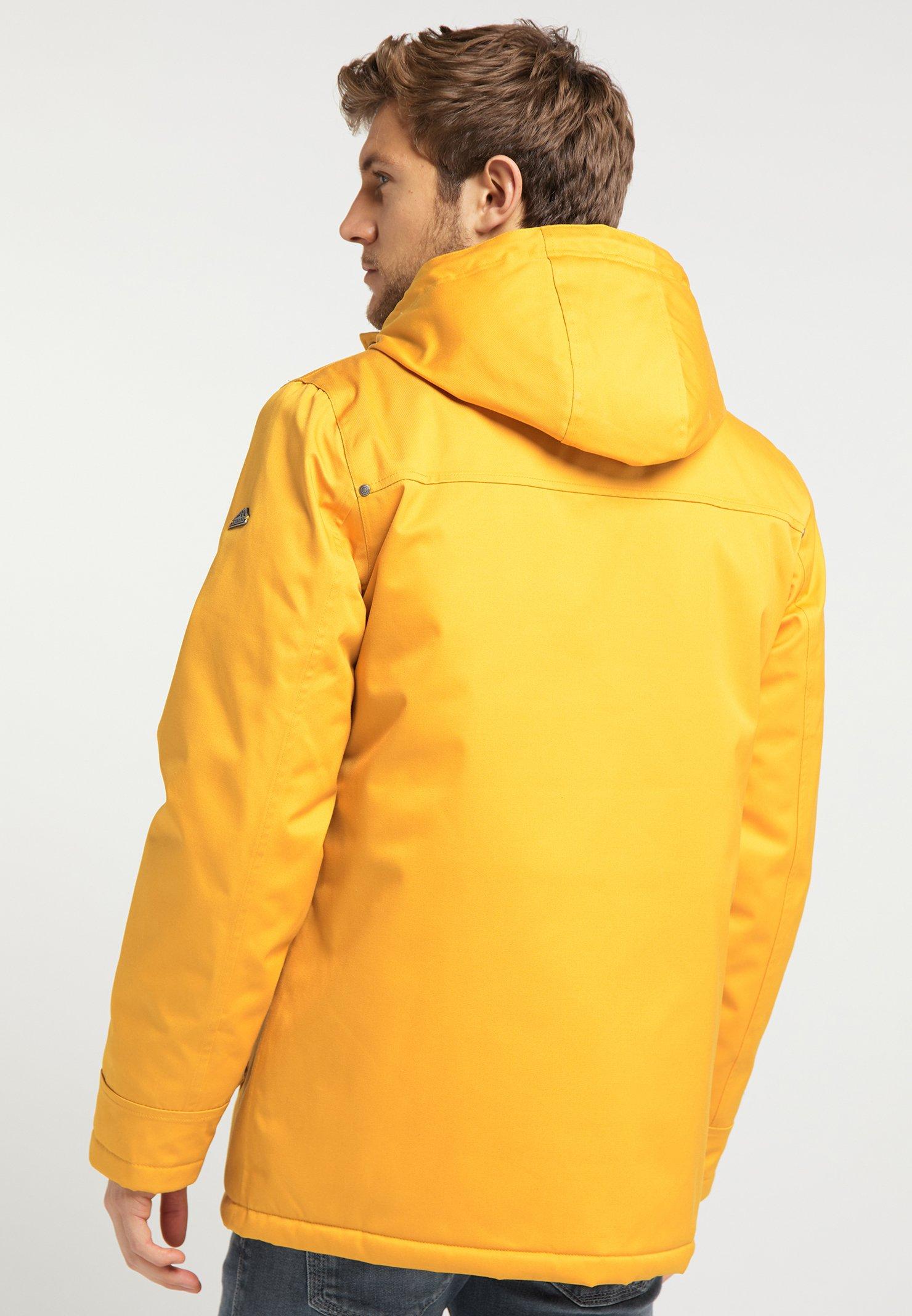 Icebound Veste D\'hiver - Mustard