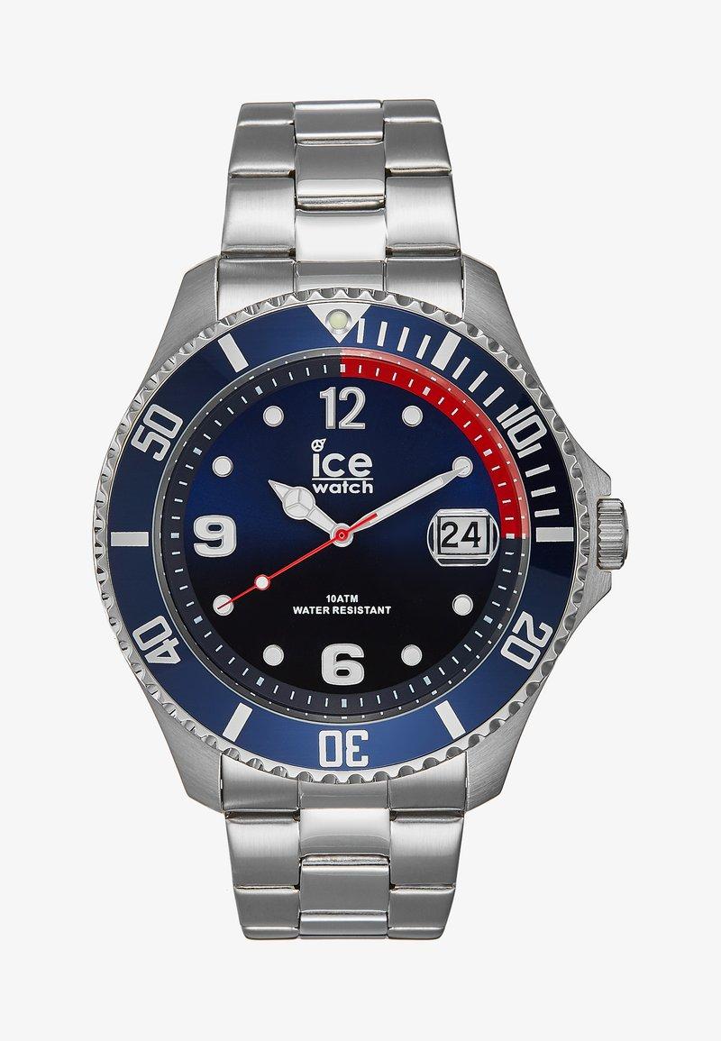 Ice Watch - Hodinky - marine/silver-coloured