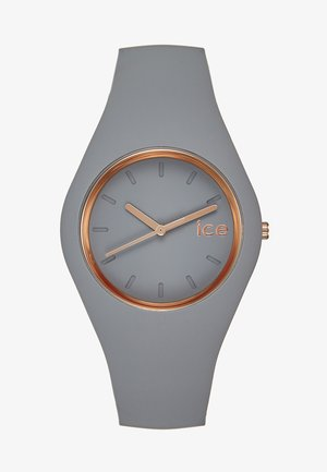 GLAM COLOUR - Watch - grey