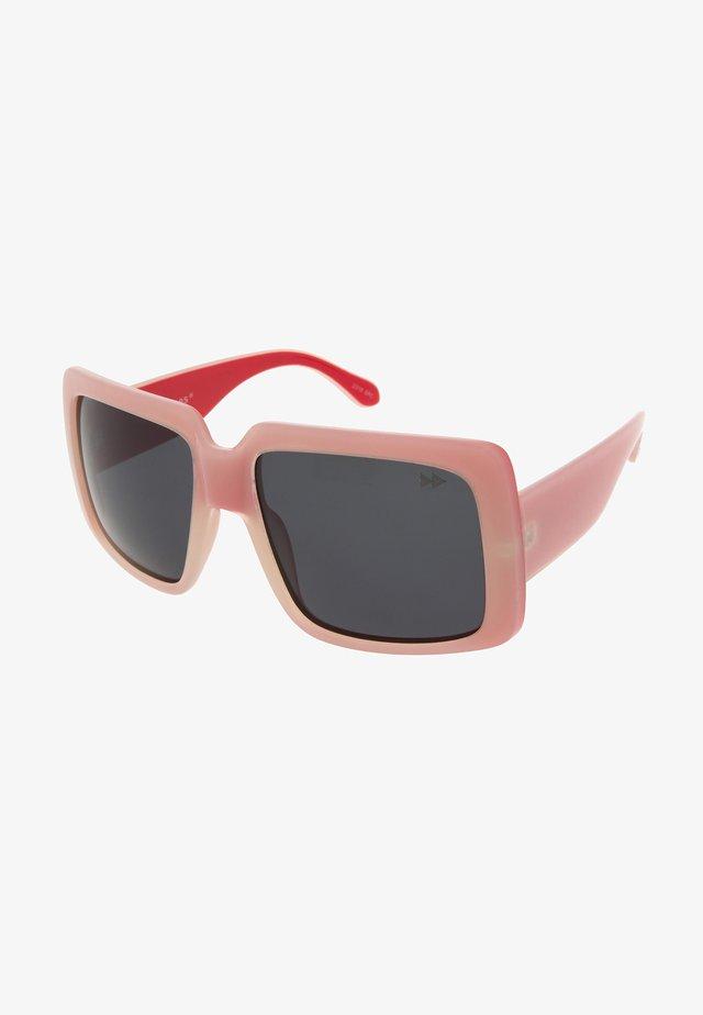 Okulary przeciwsłoneczne - pink/red