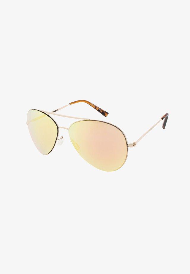 SYLVIE - Okulary przeciwsłoneczne - pale gold