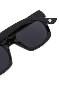 Icon Eyewear - ICON EYEWEAR SUNGLASSES NOVA - Aurinkolasit - black - 2