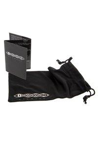 Icon Eyewear - ICON EYEWEAR SUNGLASSES NOVA - Aurinkolasit - black - 3