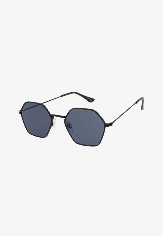 BEE - Okulary przeciwsłoneczne - matt black