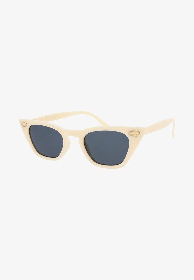 GRACE - Okulary przeciwsłoneczne - beige