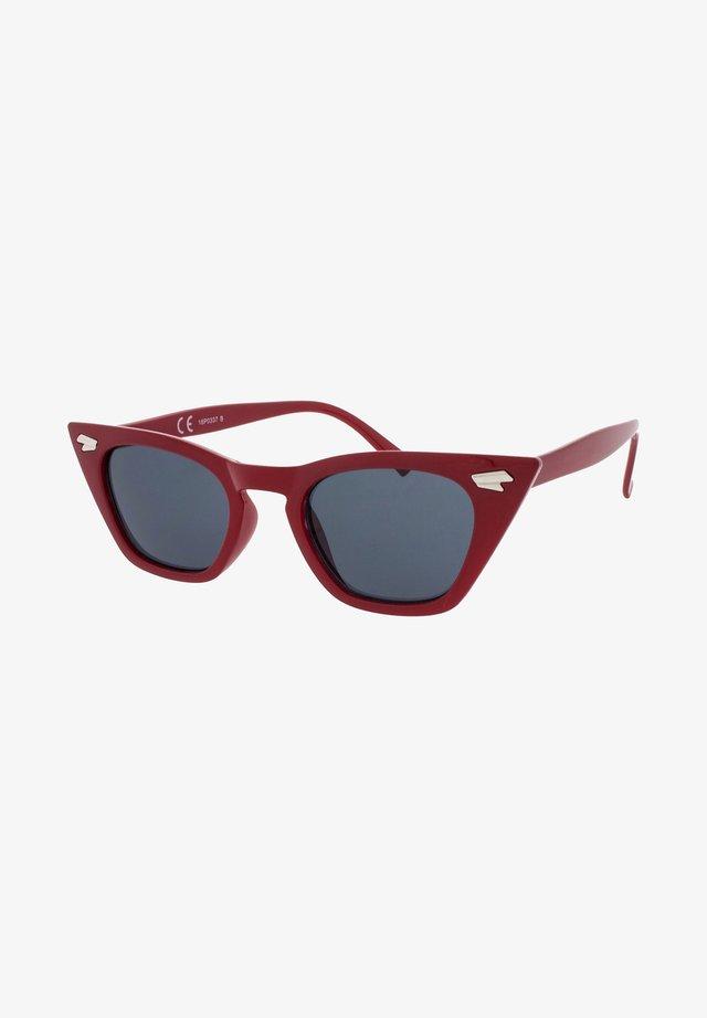 GRACE - Okulary przeciwsłoneczne - red