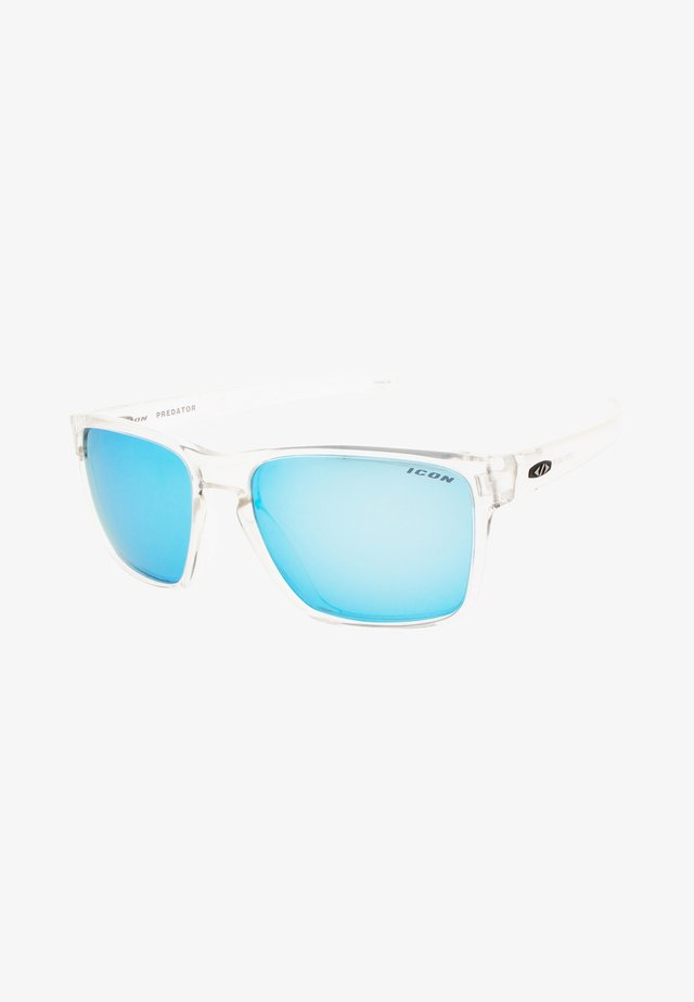 PREDATOR - Sportbril - light blue