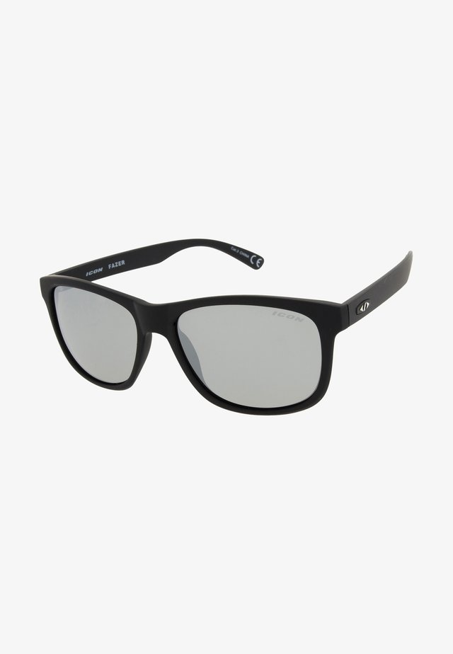 FAZER - Occhiali sportivi - black / Silver