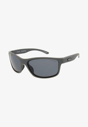 FRONTIER - Sports glasses - matt grey