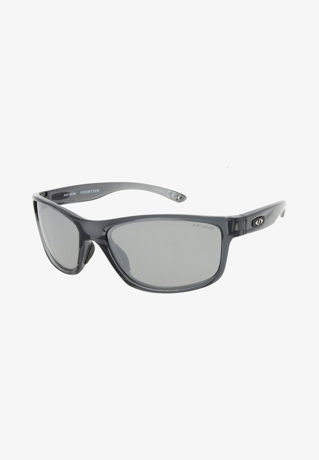 FRONTIER - Okulary sportowe - light grey