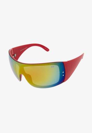 SASHA - Sports glasses - red