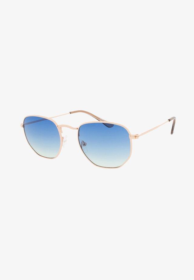 AUGUST - Okulary przeciwsłoneczne - pale gold