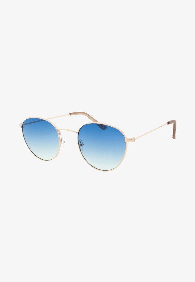 VEGAS - Okulary przeciwsłoneczne - pale gold