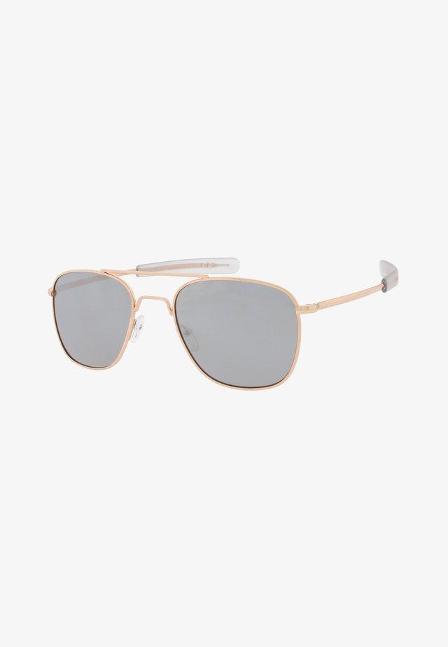 RYAN - Okulary przeciwsłoneczne - gold