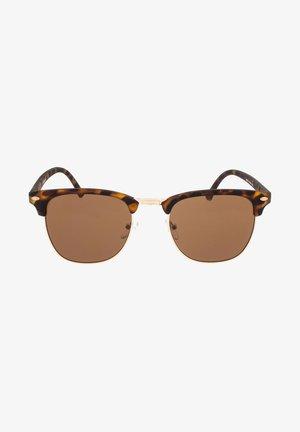 CAIRO - Sunglasses - mottled dark brown