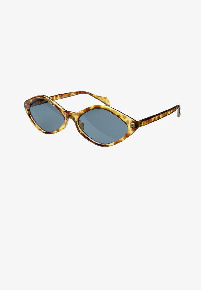 Solglasögon - mottled brown