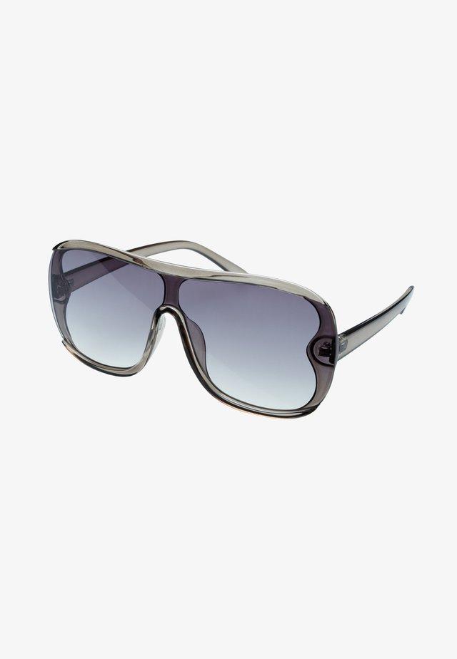 WOH - Solglasögon - dark clear grey