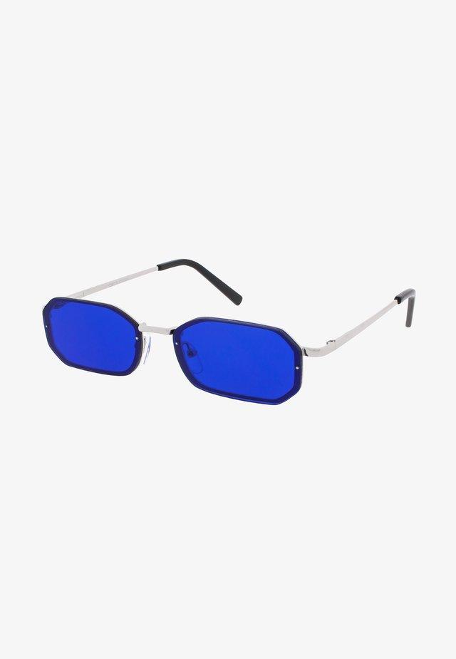 OLLIE - Okulary przeciwsłoneczne - silver-coloured