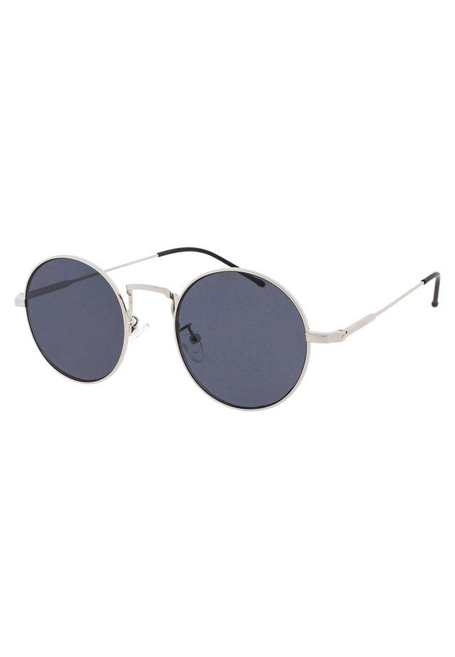 PINCH - Okulary przeciwsłoneczne - silver