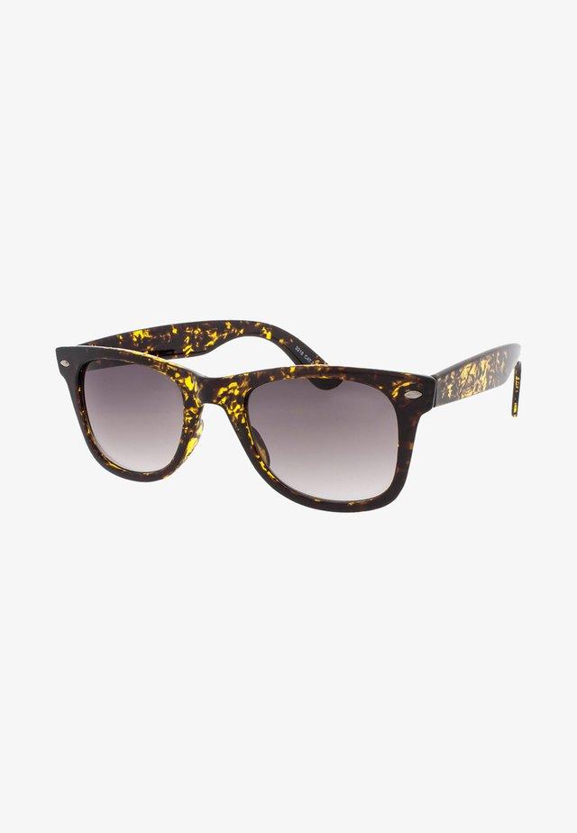 ISTANBUL - Sunglasses - tortoise / light grey