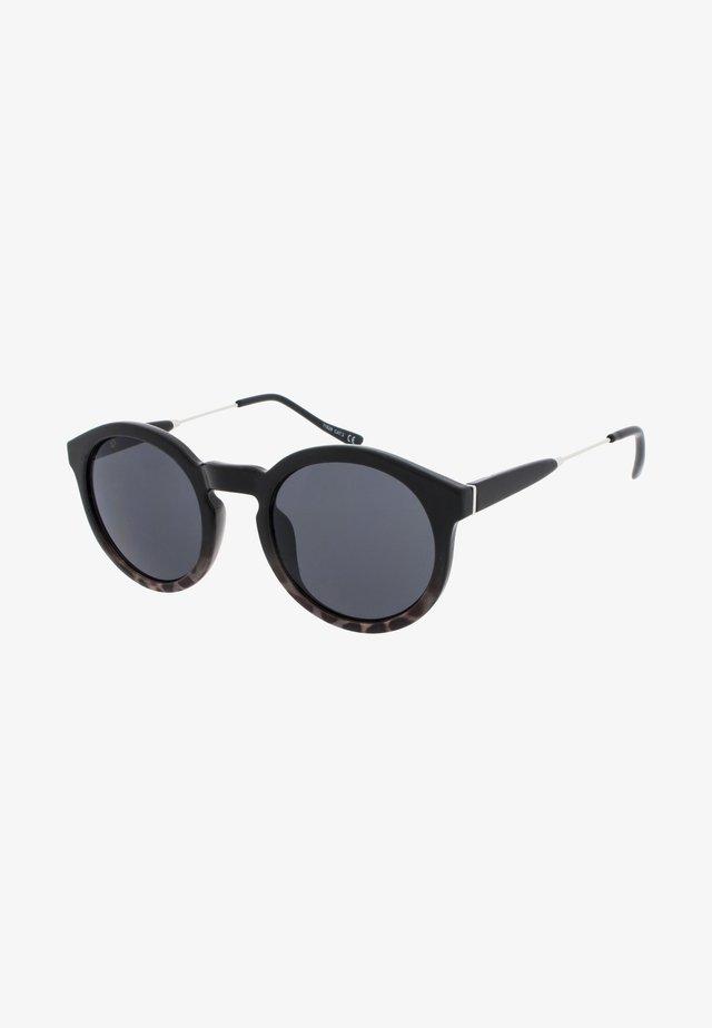 Sunglasses - black & tortoise