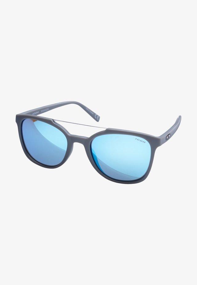SHAKER - Sportbril - matt grey