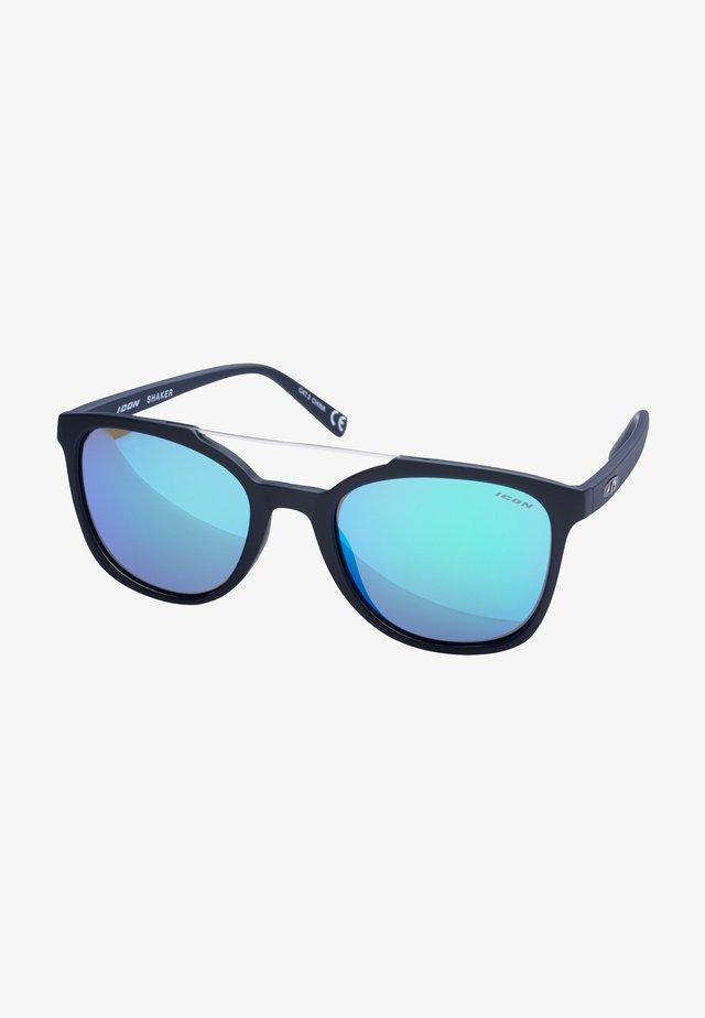 SHAKER - Sportglasögon - black