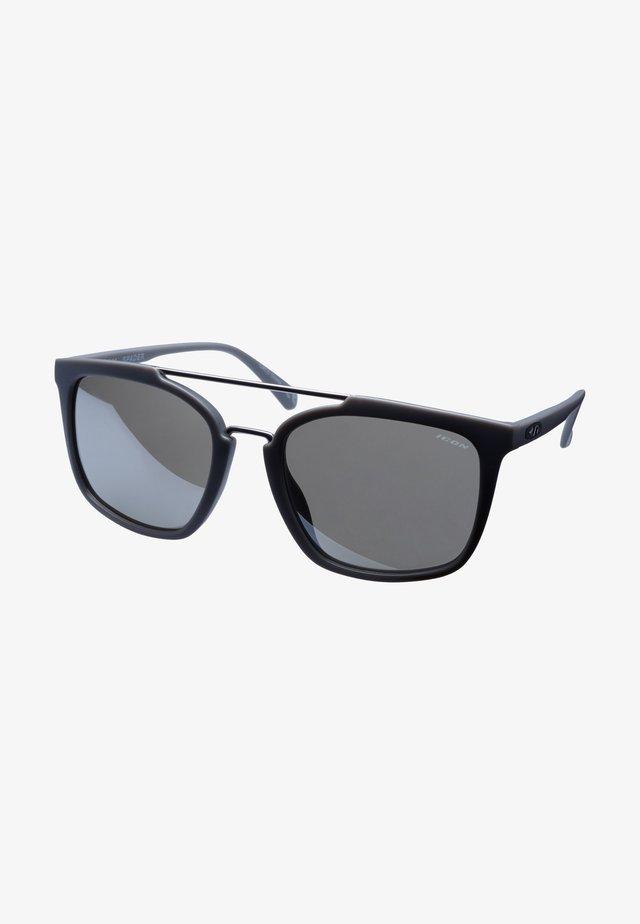 SPADER - Sportbril - matt grey