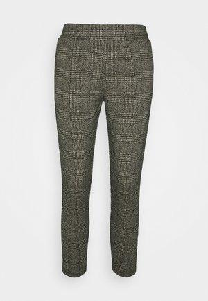 KATE GRID - Pantalon classique - black