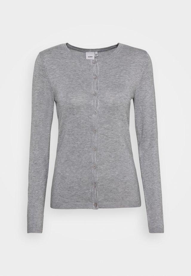 MAFA  - Strikkegenser - grey melange