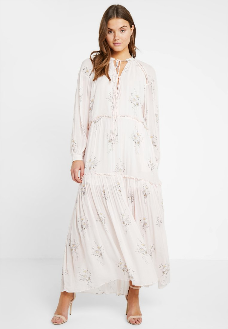 Iden - GIPSY DRESS - Vestito lungo - light pink