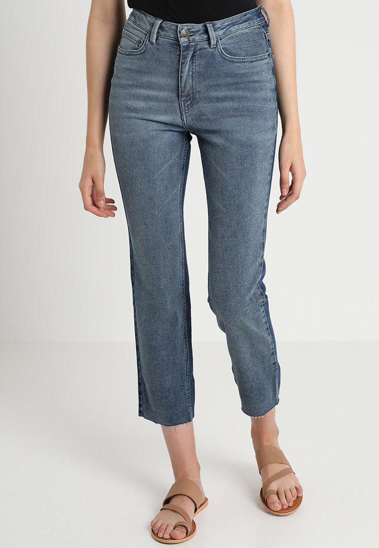 Iden - SYLVIA - Jeans a sigaretta - 2 tone