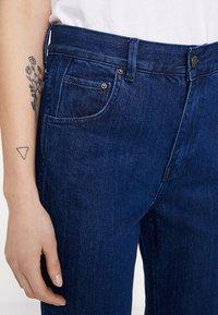 Iden - SYLVIA RELAXED MAXI TURN UP - Straight leg jeans - rinse - 3