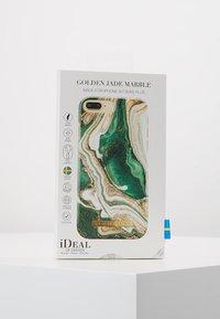 iDeal of Sweden - FASHION CASE MARBLE - Phone case - goldjade - 5