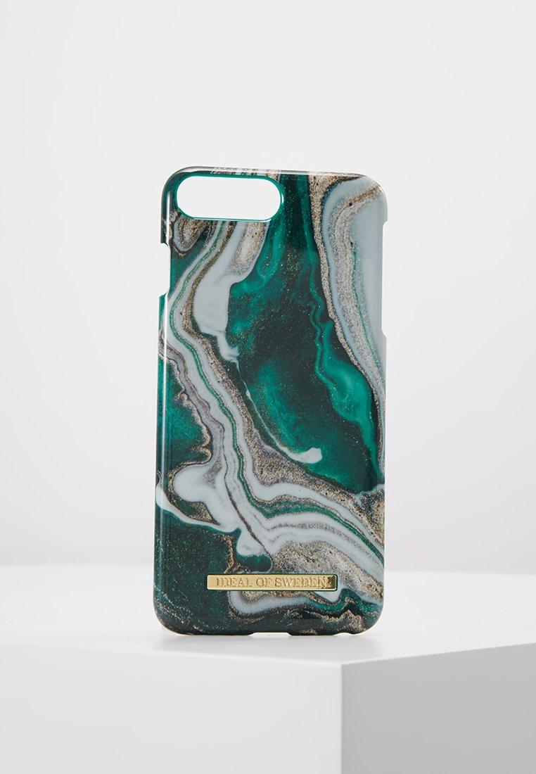 iDeal of Sweden - FASHION CASE MARBLE - Phone case - goldjade