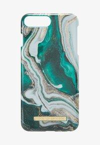 iDeal of Sweden - FASHION CASE MARBLE - Phone case - goldjade - 1