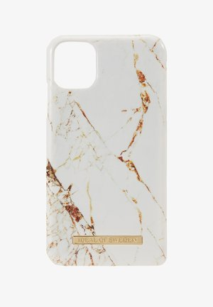 FASHION CASE IPHONE 11 - Mobilveske - carrara/gold-coloured