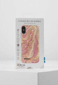 iDeal of Sweden - FASHION CASE - Handytasche - gold/blush - 5