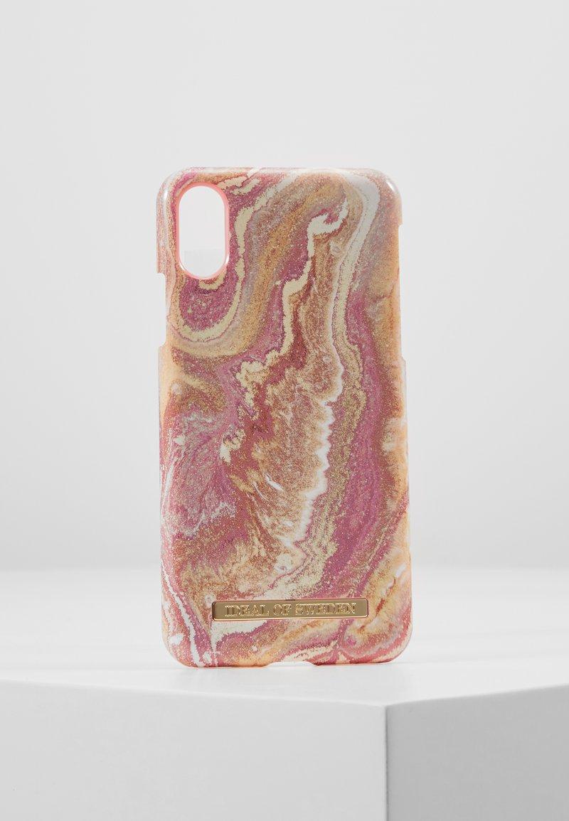 iDeal of Sweden - FASHION CASE - Étui à portable - gold/blush
