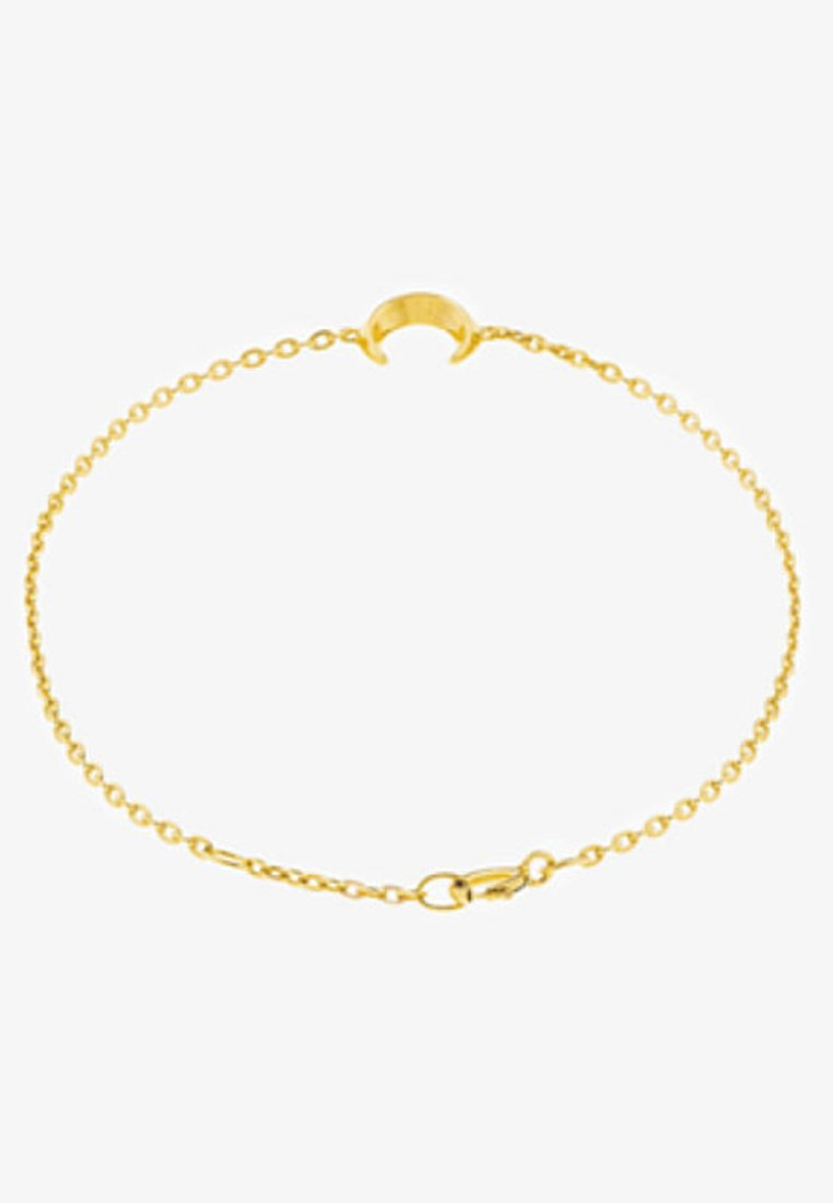 coloured MoonBracelet Id Gold Fine Crescent PZnNk0w8OX