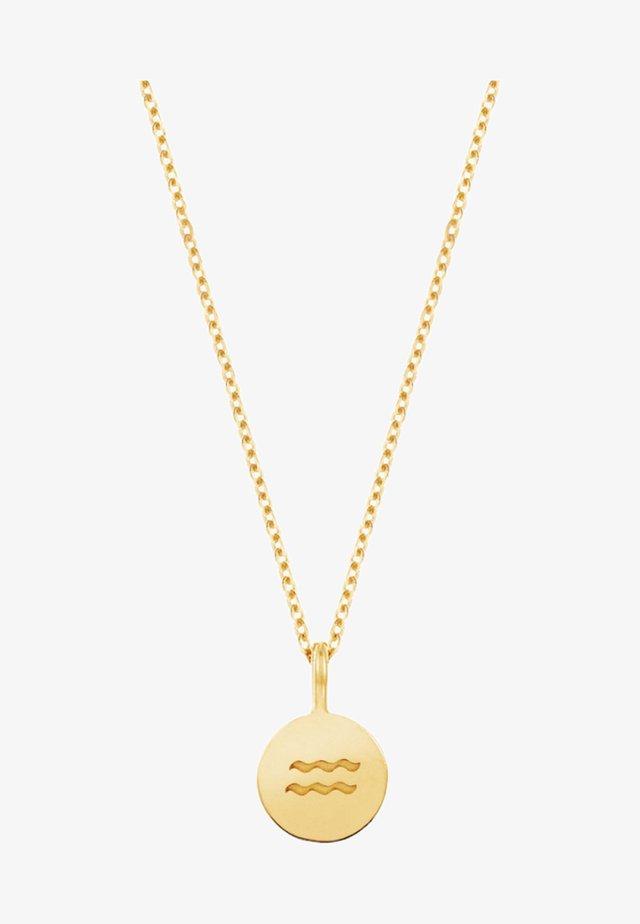 AQUARIUS - Halskette - gold