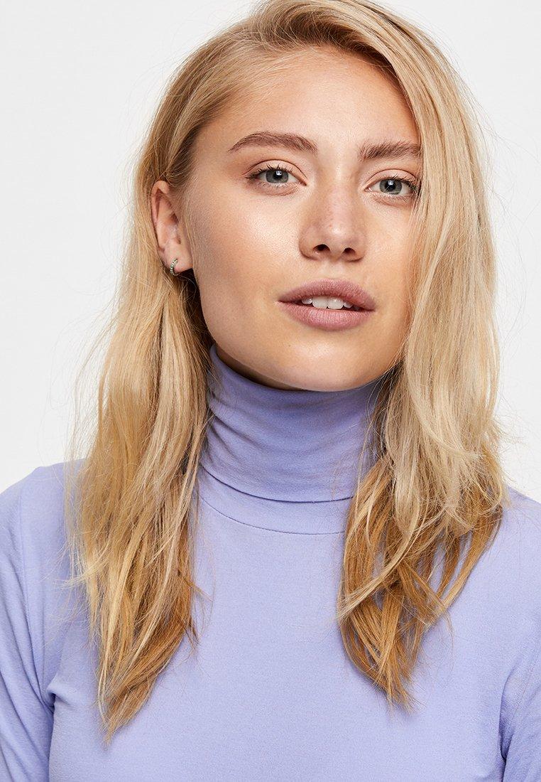 ID Fine - SIMPLICITY - Earrings - silver-coloured
